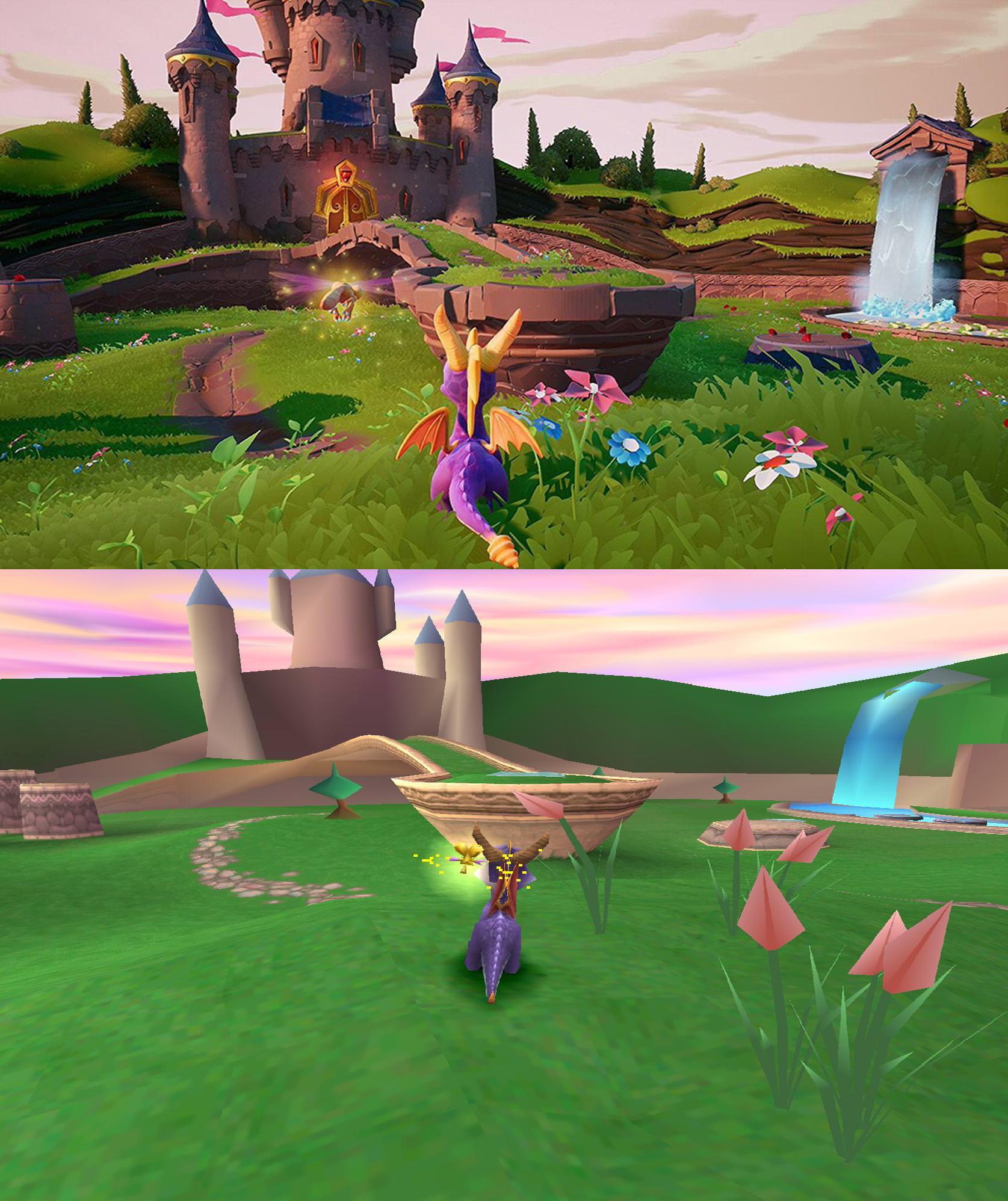 yEIvaFF - Klasyczna trylogia Spyro the Dragon z czasów PSX powraca!