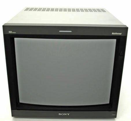 Sony PVM 20L5 - Wykorzystanie monitorów RGB w retrogamingu