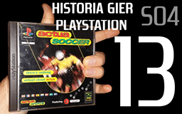 actua soccer - Historia Gier PlayStation