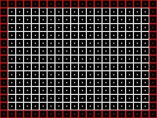 grid screen rgb - Profesjonalna konfiguracja monitora RGB i jego działanie z konsolami V i VI generacji
