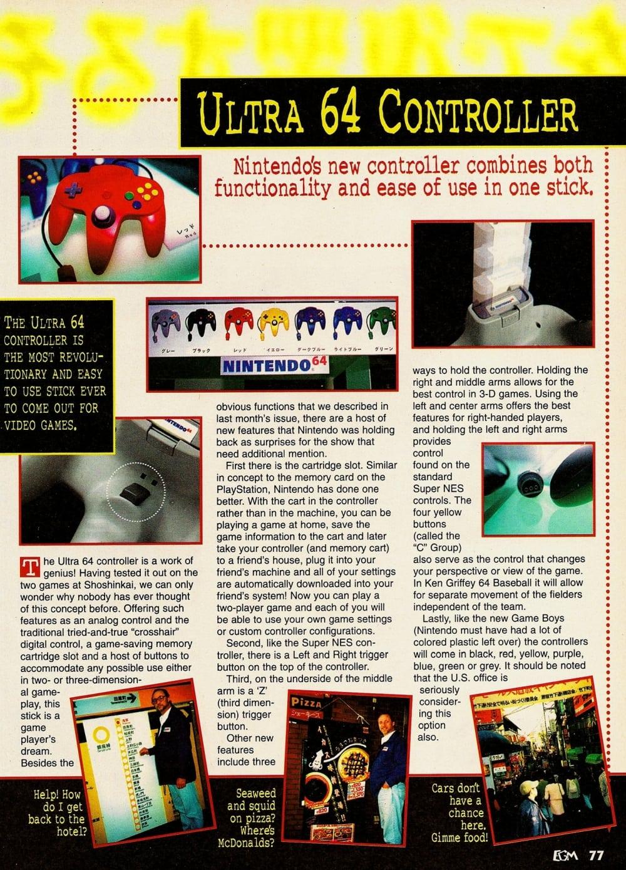 historia dual analog 4 - Historia kontrolerów PlayStation cz. III - Dual Analog i jego rywalizacja z padem od Nintendo 64