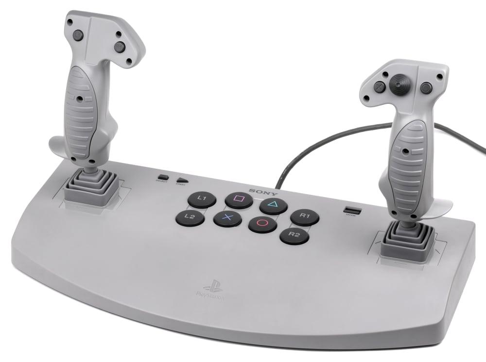 historia dual analog 7 - Historia kontrolerów PlayStation cz. III - Dual Analog i jego rywalizacja z padem od Nintendo 64