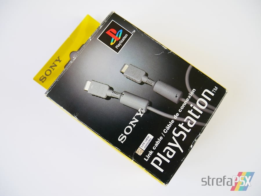 link cable scph 1040 02 - [SCPH-1040] Kabel połączeniowy / Link cable