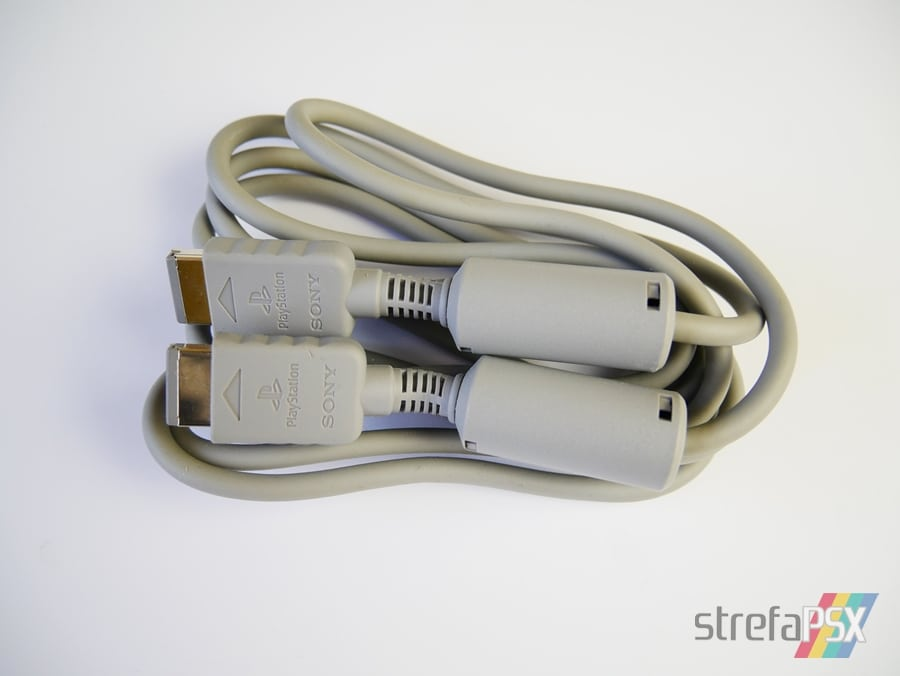 link cable scph 1040 12 - [SCPH-1040] Kabel połączeniowy / Link cable