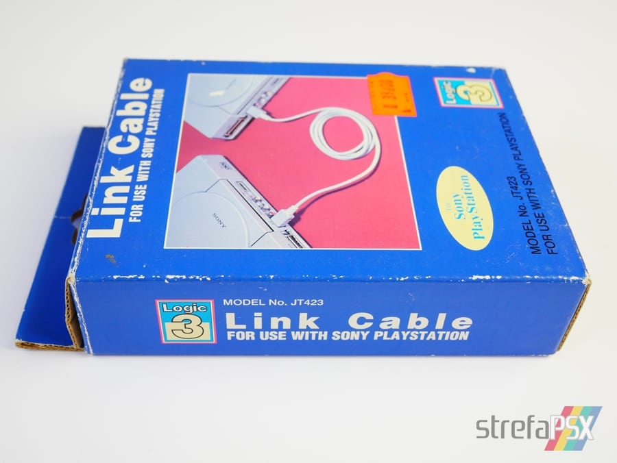 link cable scph 1040 27 - [SCPH-1040] Kabel połączeniowy / Link cable