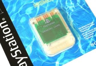 "memory card scph 1020 crystal 320x220 - [SCPH-1020C] Memory Card / Karta pamięci ""Crystal"""