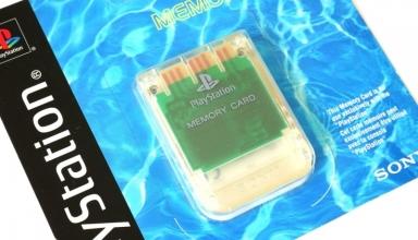 "memory card scph 1020 crystal 384x220 - [SCPH-1020C] Memory Card / Karta pamięci ""Crystal"""