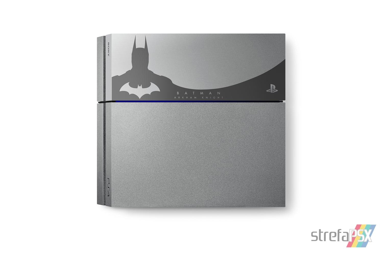 "ps4 batman arkham limited 02 - PlayStation 4 FAT 500GB ""Batman Arkham Knight"" Limited Edition"