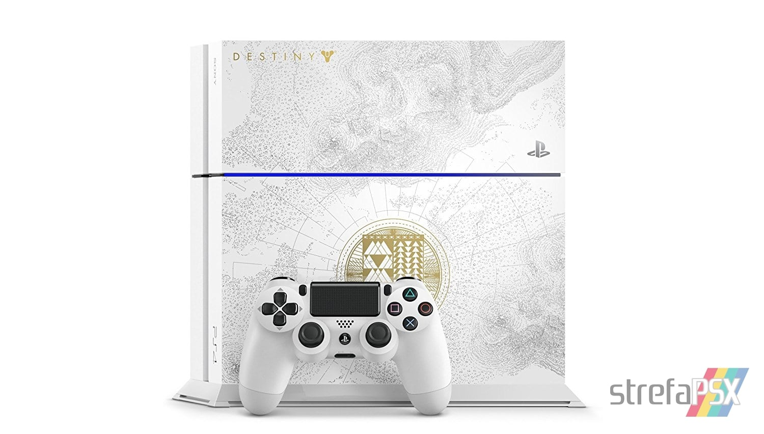 "ps4 destiny limited 07 - PlayStation 4 FAT 500 GB ""Destiny: The Taken King"" Limited Edition"