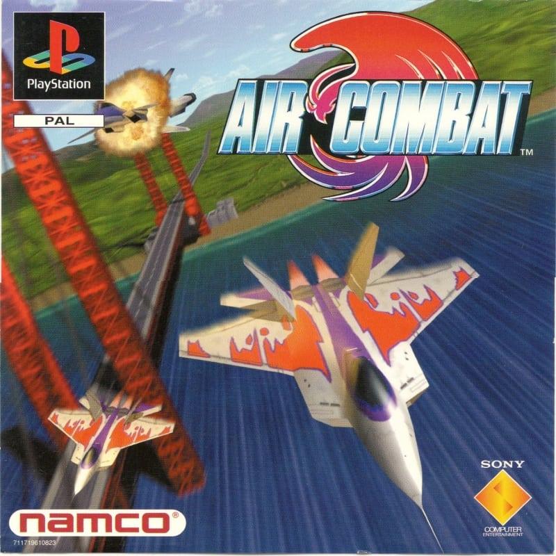 air combat sces 00007 - Początki PlayStation w Polsce - Jak to się zaczęło?