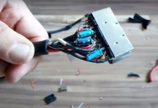budowa kabla rgb 320x220 - Budowa wysokiej jakości kabla RGB na wzór oryginalnego Sony