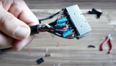 budowa kabla rgb 384x220 - Budowa wysokiej jakości kabla RGB na wzór oryginalnego Sony