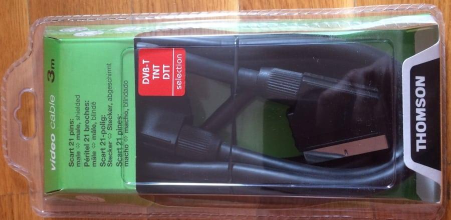 kabel rgb psx poradnik 02 - Budowa wysokiej jakości kabla RGB na wzór oryginalnego Sony