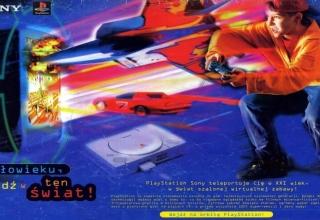 playstation 22 lata 320x220 - Początki PlayStation w Polsce - Jak to się zaczęło?