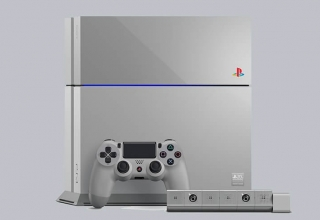 "ps4 20th anniversary baza 2 320x220 - PlayStation 4 FAT 500GB ""20th Anniversary"" Limited Edition"