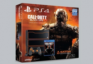 """ps4 black ops limited baner 320x220 - PlayStation 4 FAT 1TB """"Call of Duty Black Ops III"""" Limited Edition"""