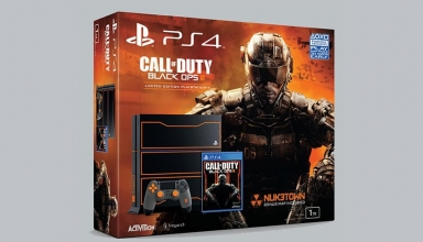 "ps4 black ops limited baner 384x220 - PlayStation 4 FAT 1TB ""Call of Duty Black Ops III"" Limited Edition"