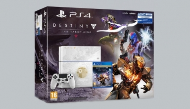 "ps4 destiny baner new 384x220 - PlayStation 4 FAT 500 GB ""Destiny: The Taken King"" Limited Edition"