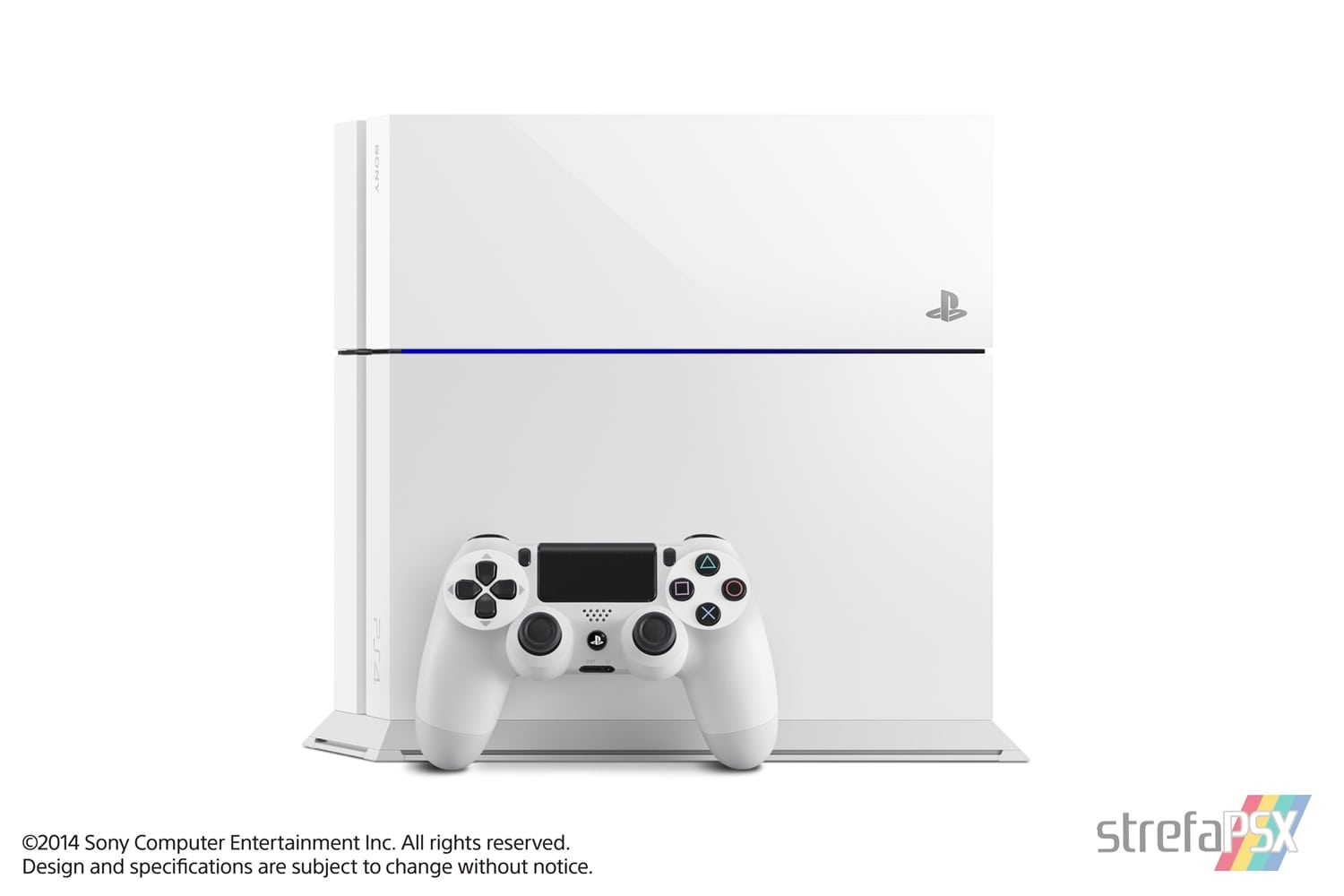 "ps4 fat glacier white pack 02 - PlayStation 4 FAT 500GB CUH-11xxA ""Glacier White"""