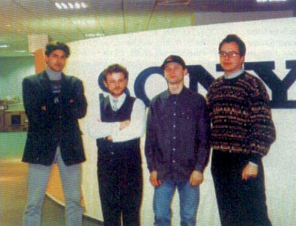wywiad sony poland 2 - Wywiad z człowiekiem, który jako pierwszy odpowiadał za sprzedaż PlayStation w Polsce