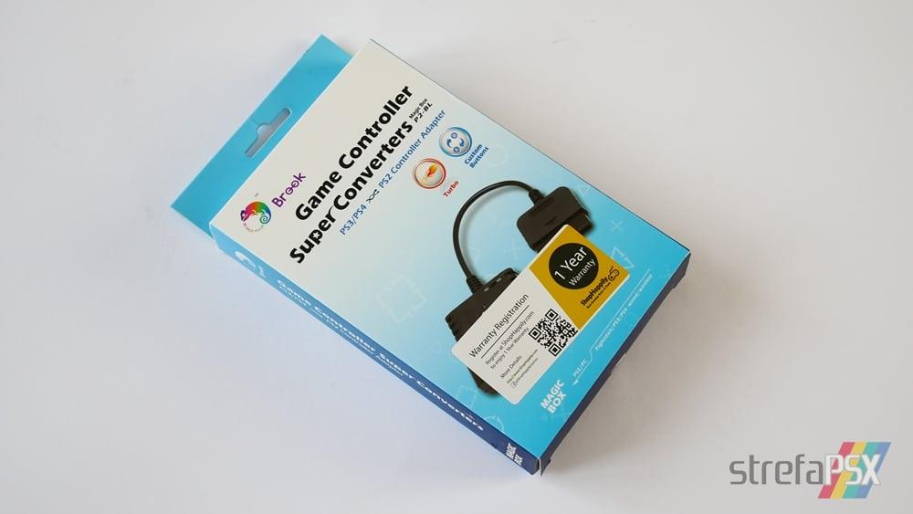 brook adapter converter psx ps4 01 - Prosty sposób na podłączenie DualShock 3 i DualShock 4 do PSX oraz PS2