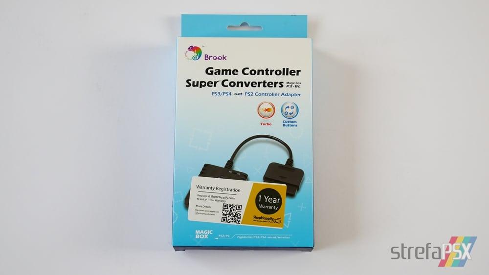 brook adapter converter psx ps4 02 - Prosty sposób na podłączenie DualShock 3 i DualShock 4 do PSX oraz PS2