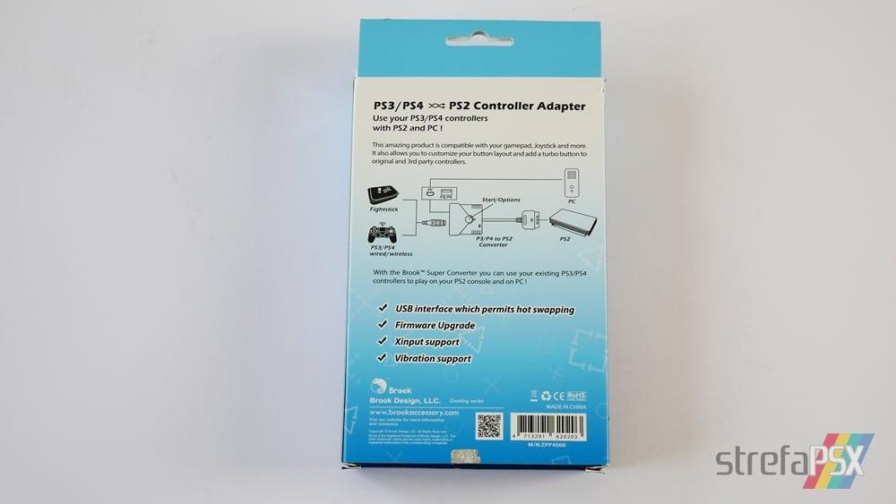 brook adapter converter psx ps4 04 - Prosty sposób na podłączenie DualShock 3 i DualShock 4 do PSX oraz PS2