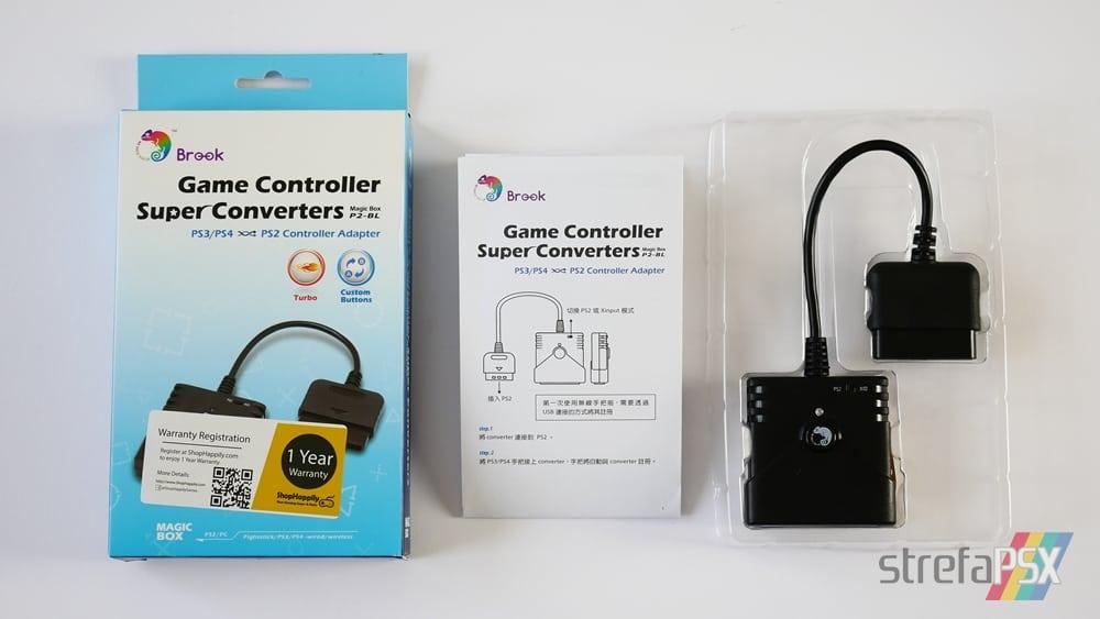 brook adapter converter psx ps4 07 - Prosty sposób na podłączenie DualShock 3 i DualShock 4 do PSX oraz PS2