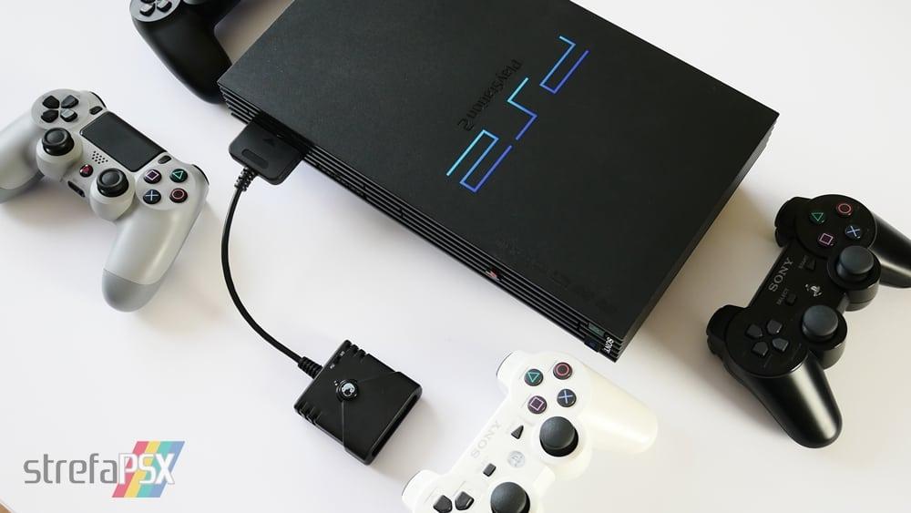 brook adapter converter psx ps4 13 - Prosty sposób na podłączenie DualShock 3 i DualShock 4 do PSX oraz PS2