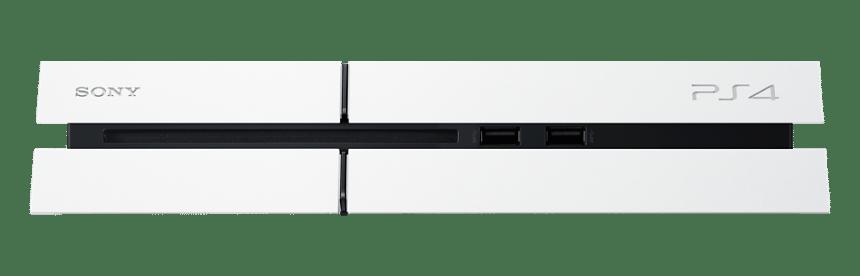 """cuh1200ab02 01 - PlayStation 4 FAT 500GB CUH-12xxA """"Glacier White"""""""