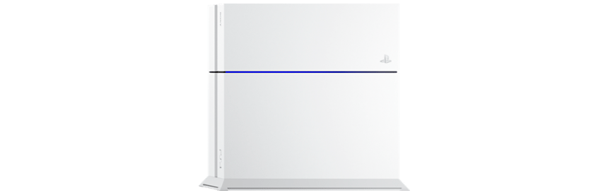 "cuh1200ab02 05 - PlayStation 4 FAT 500GB CUH-12xxA ""Glacier White"""
