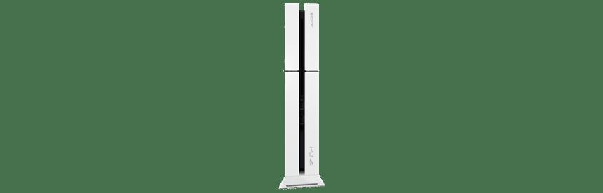 """cuh1200ab02 06 - PlayStation 4 FAT 500GB CUH-12xxA """"Glacier White"""""""