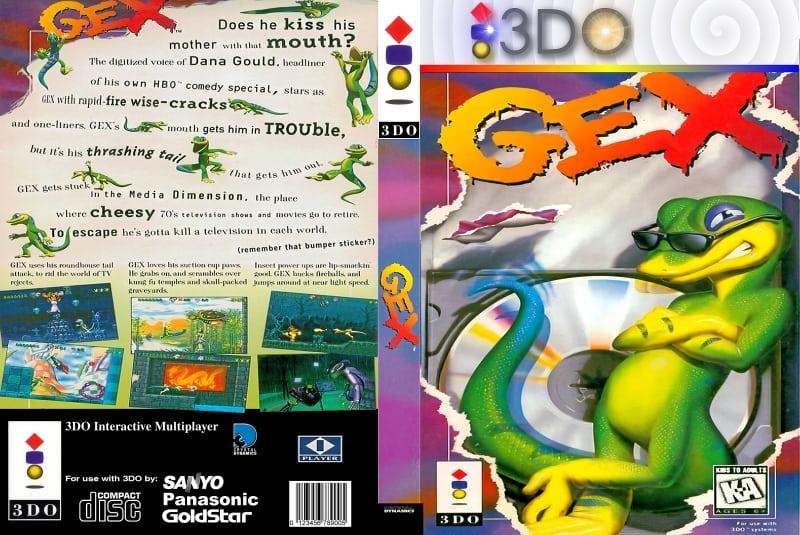 e3 1995 3do booth gex - Historia targów E3 z 1995 roku. Przełomowy moment w historii gier.
