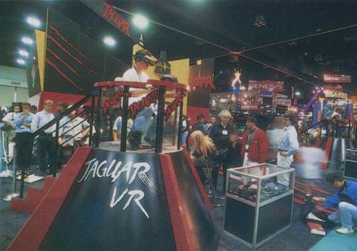 e3 1995 atari jaguar 2 - Historia targów E3 z 1995 roku. Przełomowy moment w historii gier.