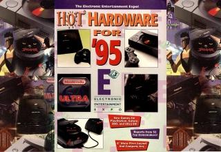 e3 1995 baner strefa new 320x220 - Historia targów E3 z 1995 roku. Przełomowy moment w historii gier.