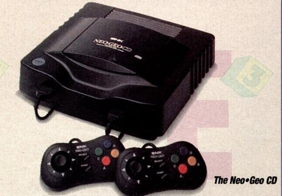 e3 1995 neogeo cd - Historia targów E3 z 1995 roku. Przełomowy moment w historii gier.