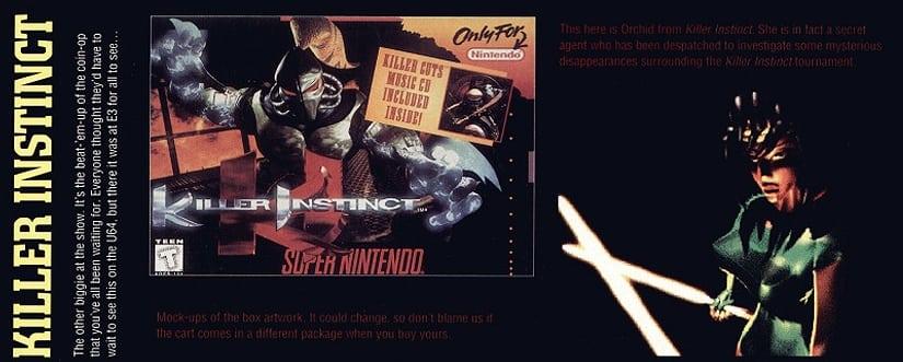 e3 1995 nintendo booth 5 - Historia targów E3 z 1995 roku. Przełomowy moment w historii gier.