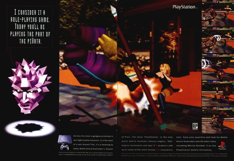 e3 1995 polygon man - Historia targów E3 z 1995 roku. Przełomowy moment w historii gier.