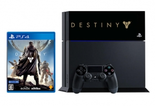"ps4 destiny limited baner 320x220 - PlayStation 4 FAT 500GB ""Destiny"" HDD Cover Limited Edition"