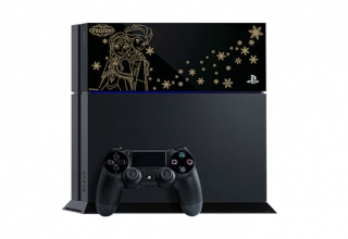 """ps4 frozen limited baner 320x220 - PlayStation 4 FAT 500GB """"Frozen"""" HDD Cover Limited Edition"""