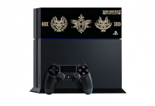 "ps4 god eater limited baner 320x220 - PlayStation 4 FAT 500GB ""God Eater 2 Rage Burst"" HDD Cover Limited Edition"