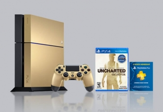 "ps4 gold tacobell limited baner 320x220 - PlayStation 4 FAT 500GB ""Taco Bell Gold"" Limited Edition"