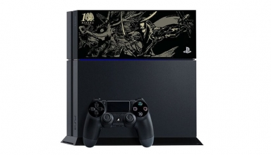 "ps4 sengoku basara limited baner 384x220 - PlayStation 4 FAT 500GB ""Sengoku BASARA 10th Anniversary Edition"" HDD Cover Limited Edition"
