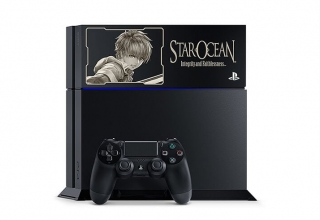 "ps4 star ocean 5 limited baner 320x220 - PlayStation 4 FAT 500GB / 1TB ""Star Ocean 5"" HDD Cover Limited Edition"