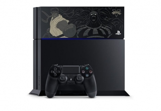 "ps4 street fighter v limited baner 320x220 - PlayStation 4 FAT 500GB ""Street Fighter V"" HDD Cover Limited Edition"