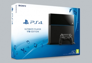 "ps4 ultimate player 1tb edition baner 320x220 - PlayStation 4 FAT 1TB Ultimate Player Edition CUH-11xxB ""Jet Black"""