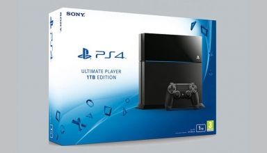 "ps4 ultimate player 1tb edition baner 384x220 - PlayStation 4 FAT 1TB Ultimate Player Edition CUH-11xxB ""Jet Black"""