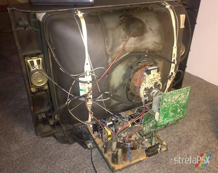 telewizor crt alternatywa rgb 09 - Telewizor kineskopowy - w poszukiwaniu godnej i tańszej alternatywy dla monitorów RGB