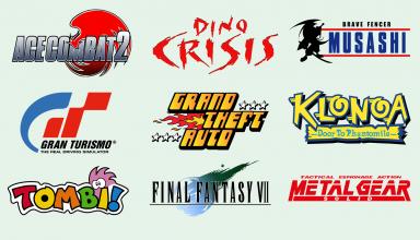 logo gier psx baner 384x220 - Logo gier z PSX i innych konsol w wysokiej rozdzielczości