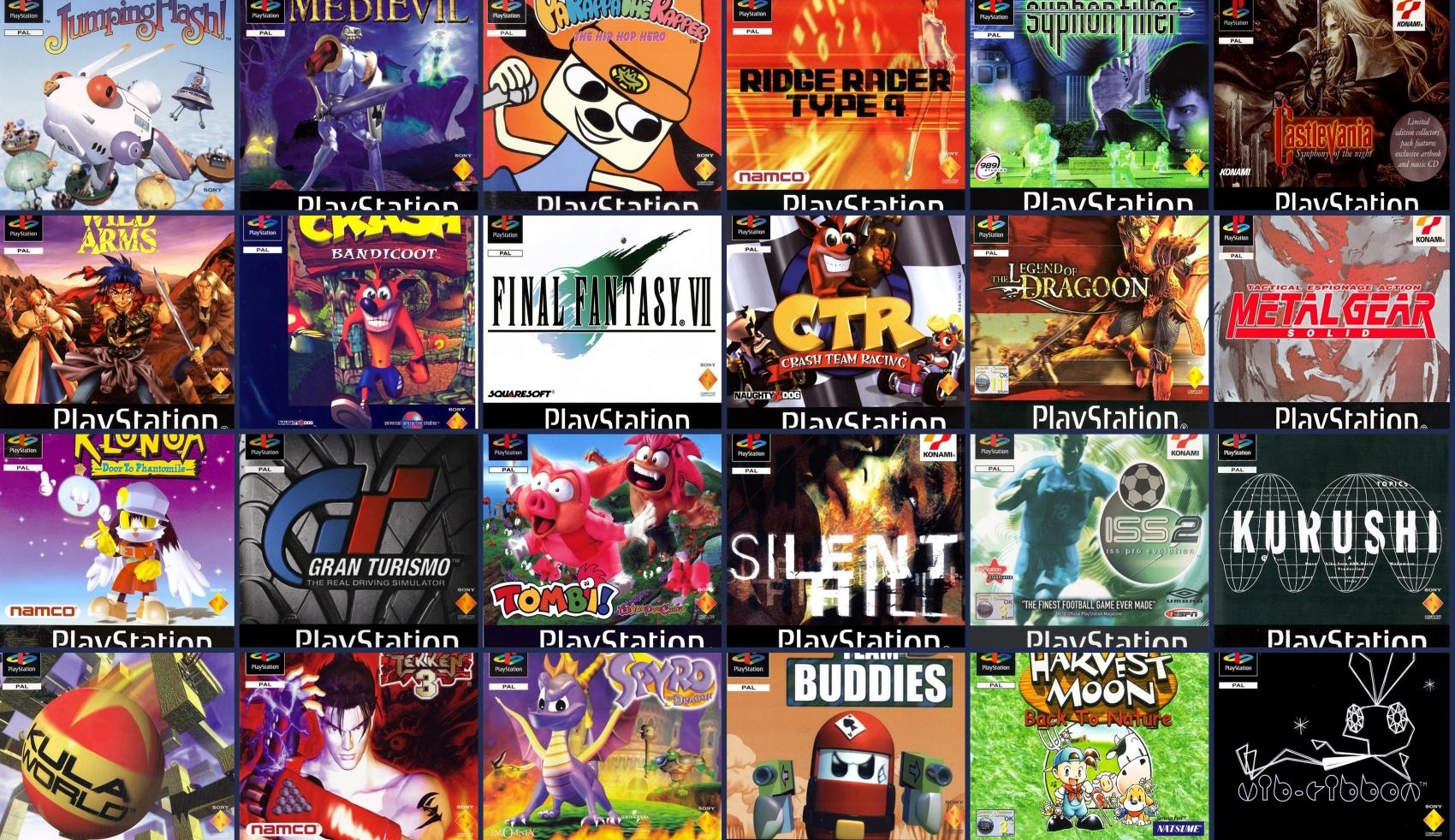 ps classic gry baner new 1 - Limitowany nakład PlayStation Classic? Zbiór newsów na temat konsoli aktualizowanych na bieżąco.